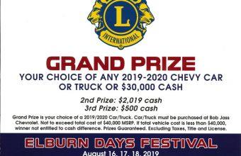 Elburn Days   Rides   Parade   Entertainment   Events