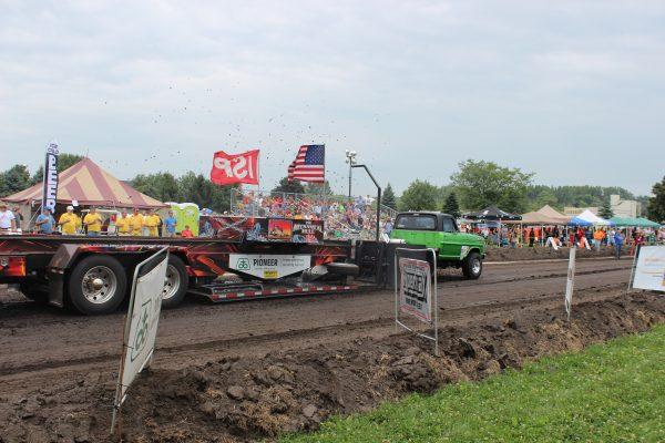 Elburn Days Tractor Pulls