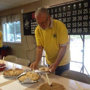 Elburn Days Pie Baking