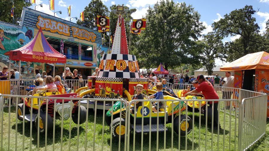 Elburn Days Carnival Rides