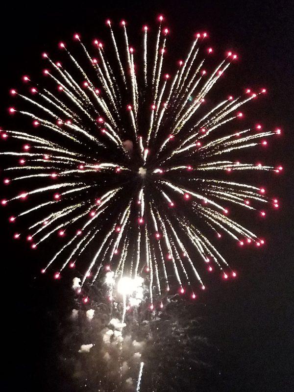 Fireworks Elburn Lions