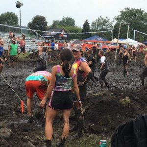 Elburn Days Mud Volleyball