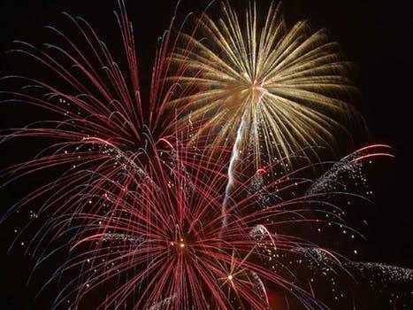 Elburn Lions Fireworks